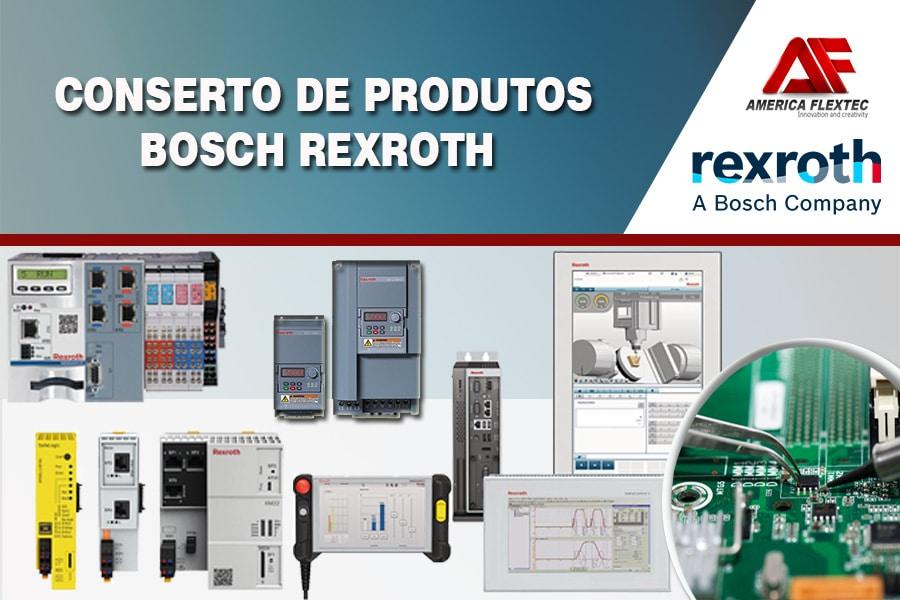 Reparo de Equipamentos BOSCH REXROTH