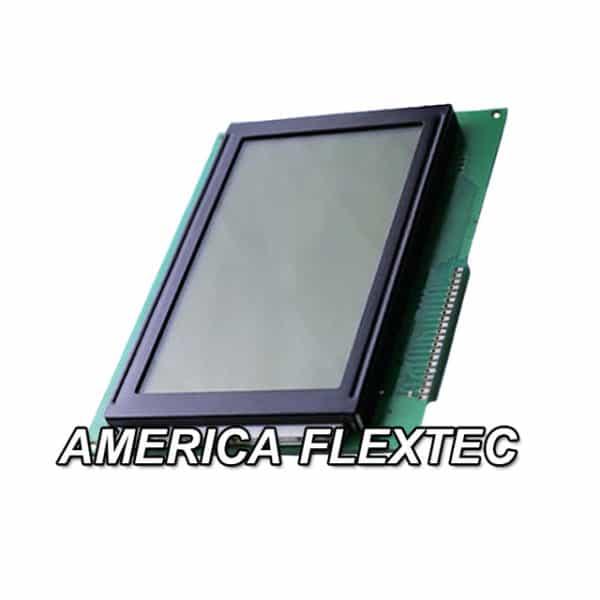 Display LCD 240×128 Backlight Verde Máquina
