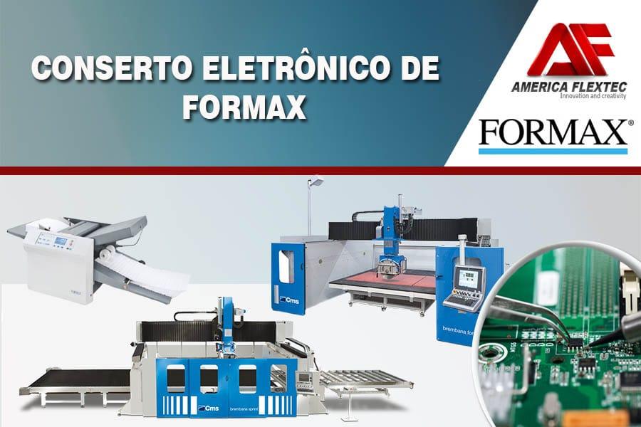 Reparo de Equipamentos FORMAX