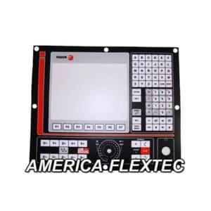 Teclado Membrana CNC Fagor PFR55M