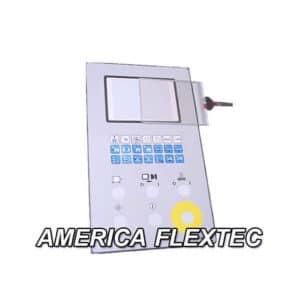 Teclado Membrana Romi ControlMaster 8 Plus