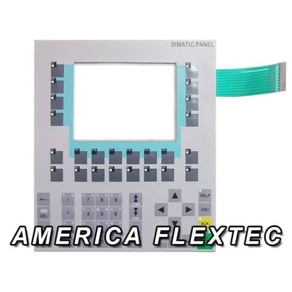 Teclado Membrana Siemens OP170B 6AV6542