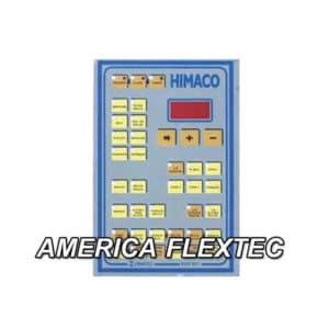 Teclado de Membrana FCP971 Injetora Himaco
