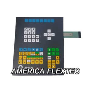 Teclado de Membrana Romi ControlMaster 4