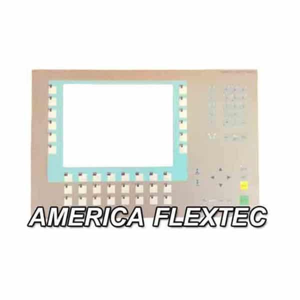 Teclado de Membrana Siemens MP277-10 6AV6643