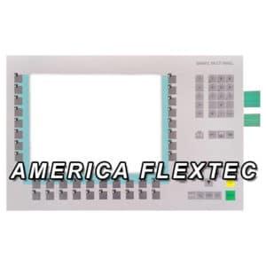 Teclado de Membrana Siemens MP370 -126AV6542