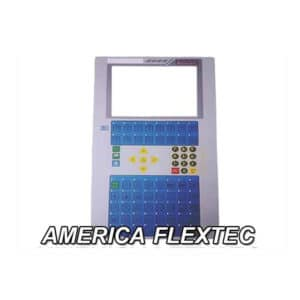 Teclado de Membrana para Injetoras Painel Moog
