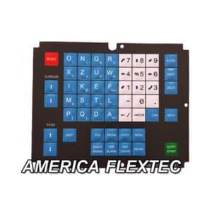 Teclado Membrana Fanuc A98L-0001-0568T