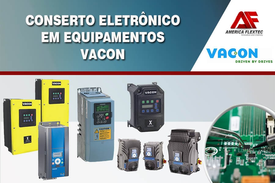 Reparo de Equipamentos VACON