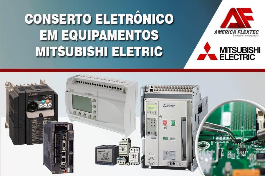 Reparo de Equipamentos MITSUBISHI ELECTRIC