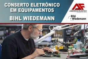 Reparo de Equipamentos Bihl+Wiedemann