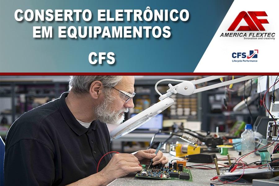 Reparo de Equipamentos CFS