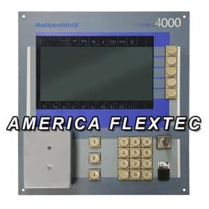 IHM Battenfeld Unilog 4000.