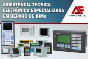 Conserto e Reparo em Máquinas IHM