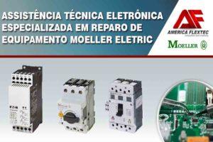 Reparo de Equipamentos Moeller Eletric