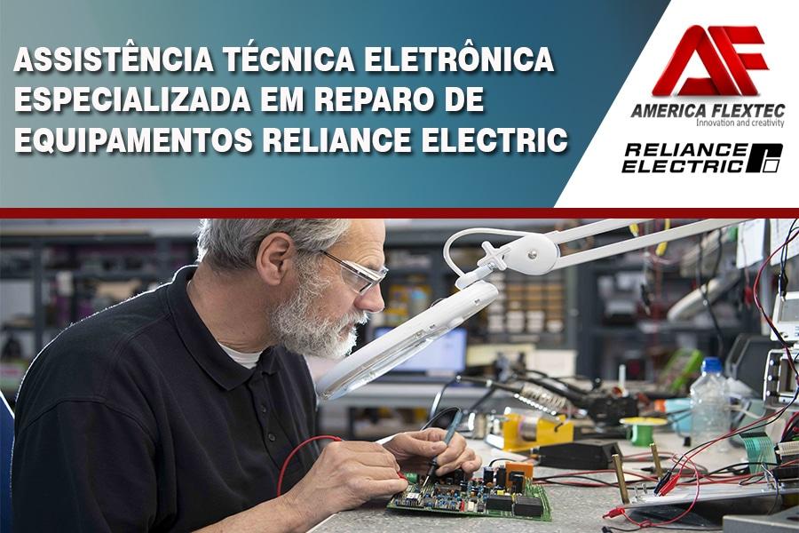 Reparo de Equipamentos Reliance Electric