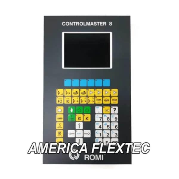 Romi Ihm Injetora Controlmaster 8 4ppi50-0571-k02