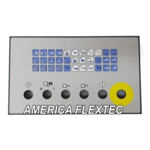 Romi Injetora Teclado Cm10 Controlmaster 10 4xp0000-00-k26