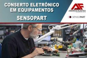 Reparo de Equipamentos Sensopart
