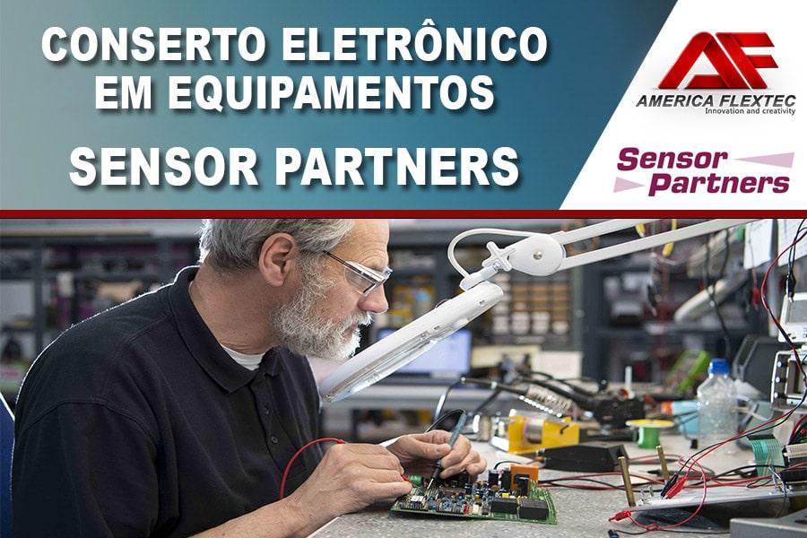 Reparo de Equipamentos Sensor Partners