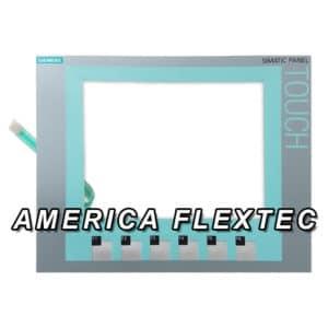 Teclado Membrana Siemens KTP600 6AV6647
