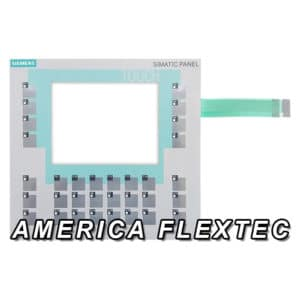 Teclado Membrana Siemens OP177B 6AV6642