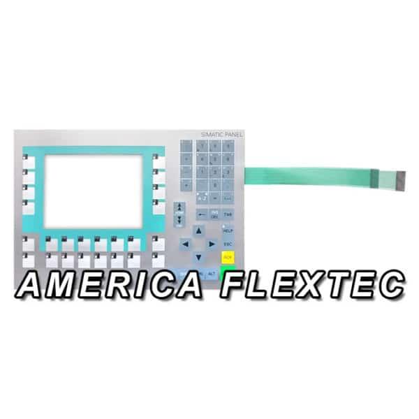 Teclado Membrana Siemens OP277 - 6 6AV6643