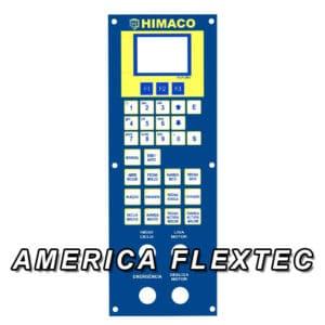 Teclado Himaco FCP 2001