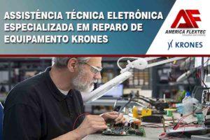 Reparo de equipamentos krones