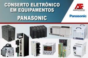 Reparo de Equipamentos Panasonic