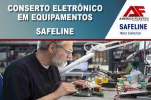 Reparo de Equipamentos Safeline