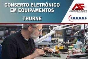 Reparo de Equipamentos Thurne