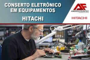 Reparo de Equipamentos Hitachi