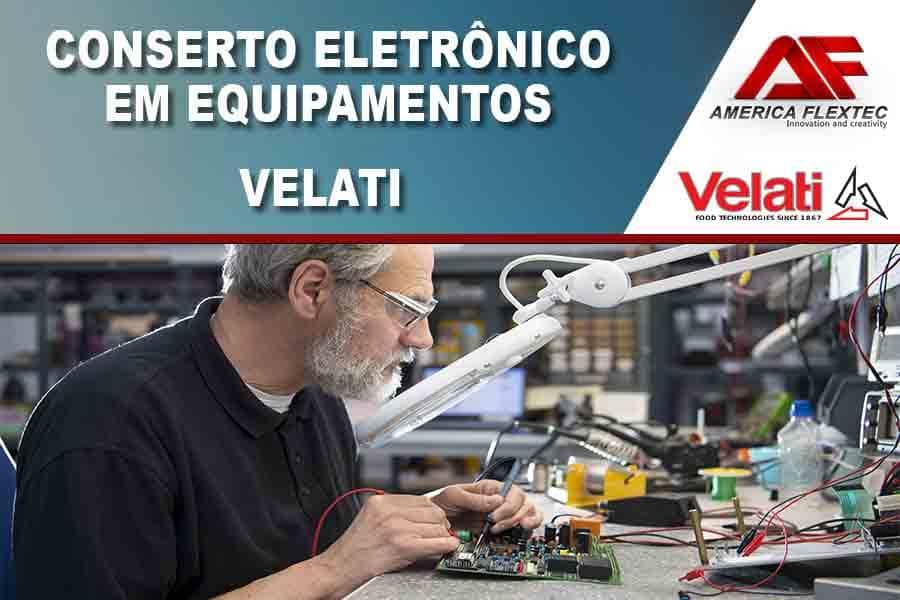 Reparo de Equipamentos Velati