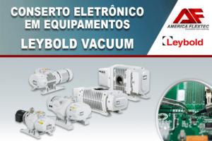 Reparo de Equipamentos Leybold Vacuum