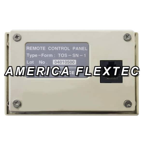 Remote Control Panel TOS-SN-1