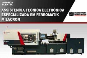 Reparos em Equipamentos Ferromatik Milacron