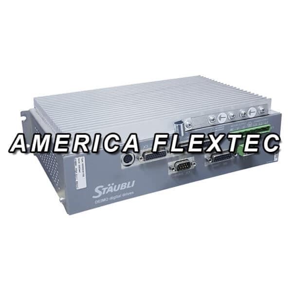 Stäubli Deimo Digital Drives