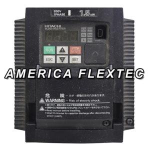 Inverter Hitachi WJ200-015SF